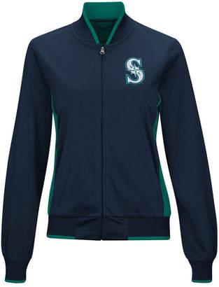 G-iii Sports Women Seattle Mariners Triple Track Jacket