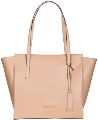 Calvin Klein Jeans Frame Large Tote Bag