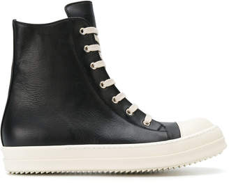 High Leather Sneaker