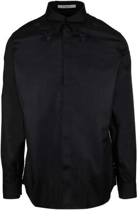 Givenchy Embroidered Formal Shirt