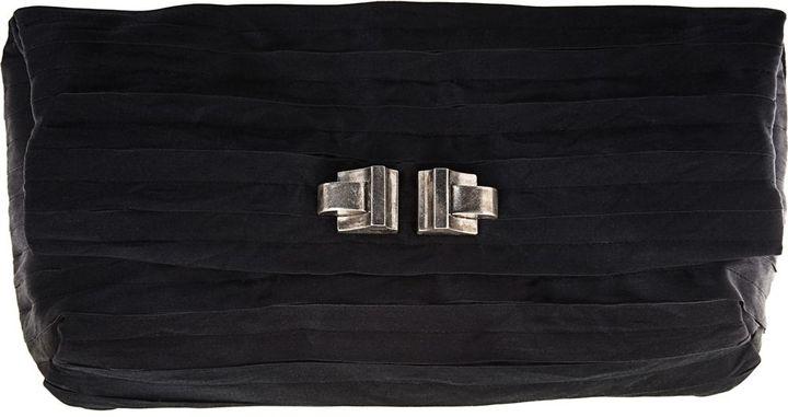 Lanvin Pop Ribbon Clutch - Black