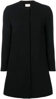 L'Autre Chose collarless coat