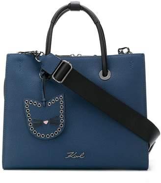 Karl Lagerfeld K/Karry All shopper tote
