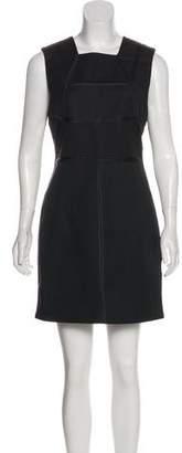 Robert Rodriguez Square Neckline Sleeveless Dress w/ Tags