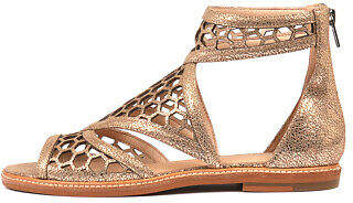 Django & Juliette New Noreta Womens Shoes Sandals Sandals Flat