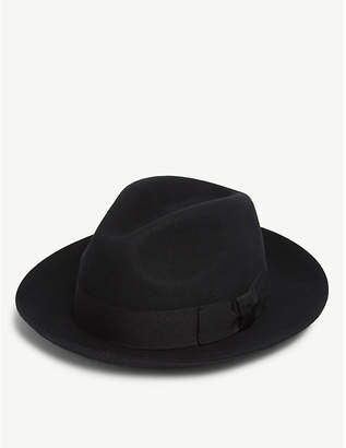 Paul Smith Mayfair wool fedora