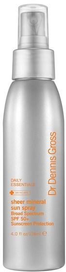 Dr. Dennis Gross Skincare Dr. Dennis Gross SkincareTM Sheer Mineral Sun Spray Broad Spectrum SPF 50+ Sunscreen Protection