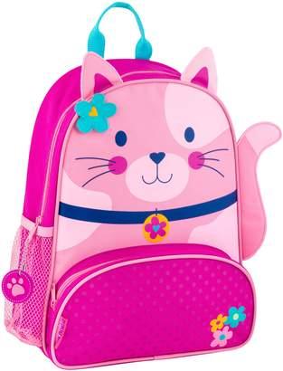 Stephen Joseph Cat Sidekick Backpack & Lunch Pal
