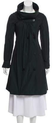 Stella McCartney Double-Breasted Trench Coat