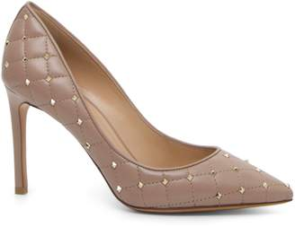 Valentino Spike Quilted Pump