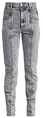 Etoile Isabel Marant Women's Hominy Slim-Fit Jeans