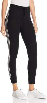 Sundry Side Stripe Cashmere Pants
