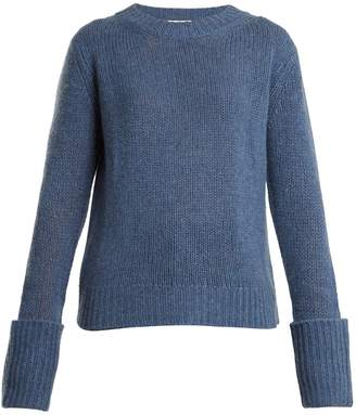 Gibet Cashmere Sweater - Blue The Row Largest Supplier Sale Online 2018 Unisex Cheap Latest Collections Outlet Best Place rzgsqd