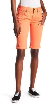 Miss Me Mid Rise Bermuda Shorts