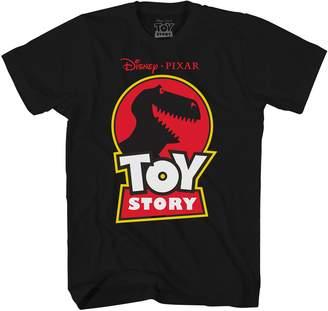 Disney Pixar Toy Story Jurassic Rex T-shirt (Extra Large, )