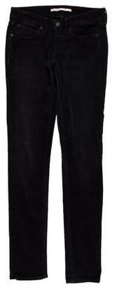 Vince Low-Rise Corduroy Pants