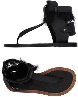 Isabel Marant Toe strap sandals