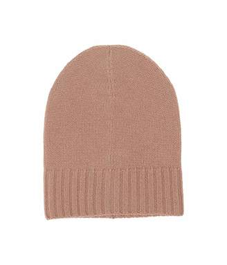 Hat Attack Cashmere Slouchy/Cuff Hat