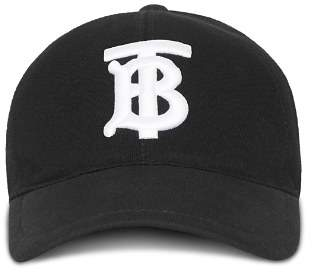 504da5a6a25 Burberry Embroidered Logo Baseball Cap