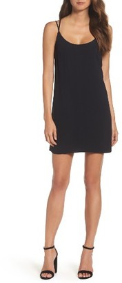 Women's French Connection Mineral Crepe Slipdress $128 thestylecure.com