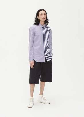 Maison Margiela Combo Stripe Shirt