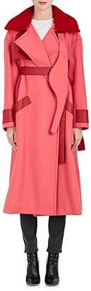Gauchere Women's Klemence Wool Belted Coat