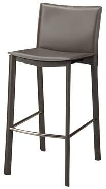 "Brayden Studio Lucier 25.5"" Counter Height Stool Brayden Studio"