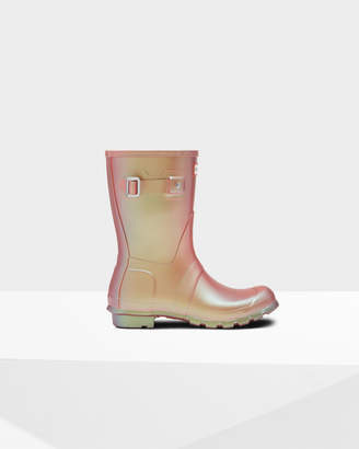 Hunter Women's Original Nebula Short Rain Boots