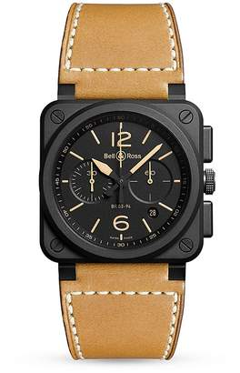 Bell & Ross BR 03-94 Heritage Ceramic Chronograph, 42mm