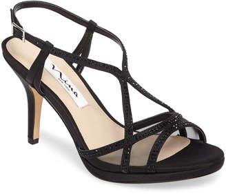 2256c9507de Nina Embellished Women s Sandals - ShopStyle