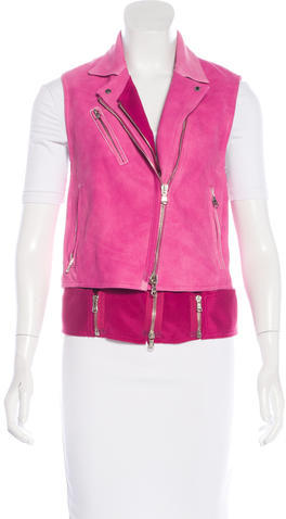 3.1 Phillip Lim 3.1 Phillip Lim Leather Moto Vest
