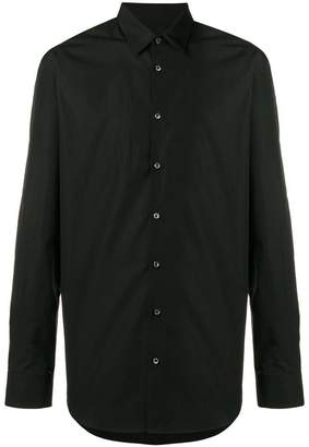 DSQUARED2 Run Dan sequinned poplin shirt