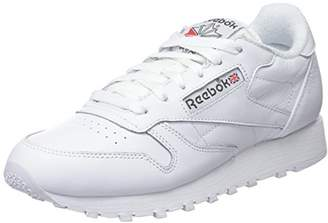 2a2ae1773b9d Reebok Women s Classic Leather Archive Trainers