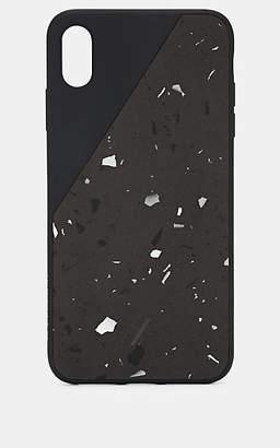 Native Union Clic Terrazzo Leather IPhone® Xs Max Case - Black
