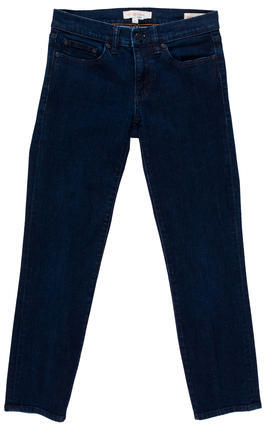 Tory BurchTory Burch Cropped Straight-Leg Jeans