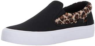 DC Women's Trase Slip-on TX Skate Shoe