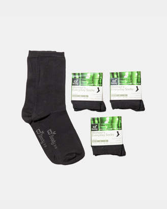 4 Pack Everyday Socks