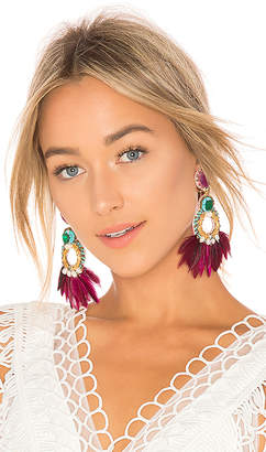 Ranjana Khan Paqueta Earring