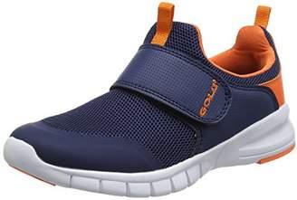 Gola Unisex Kids' Lupus Velcro Fitness Shoes,27 EU