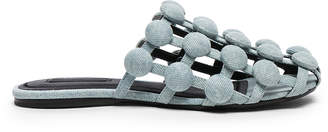 Alexander Wang Denim Amelia Sandals