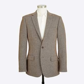 J.Crew Factory Thompson suit jacket in bird's-eye wool