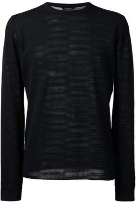Roberto Collina plain sweatshirt
