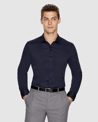 yd. Mission Slim Fit Dress Shirt