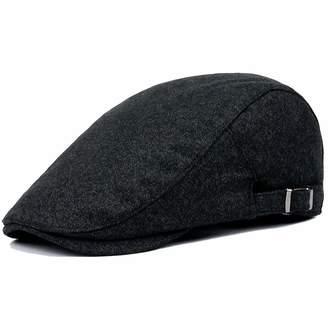 Clape Ivy Scally Driver Cap Duckbill Cap Golf Flat Cabbie Newsboy Beret Hat