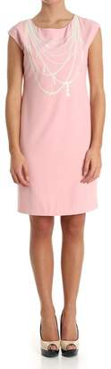 Moschino Crepe Dress