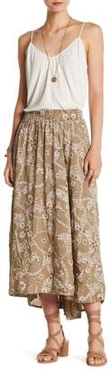 Melrose and Market Hi-Lo Maxi Skirt $37.97 thestylecure.com