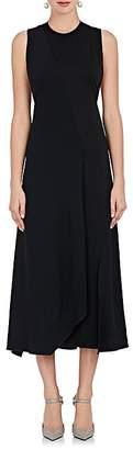 Victoria Beckham Women's Crepe Racerback Maxi Dress