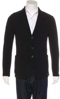 Barena Venezia Knit Deconstructed Sport Coat