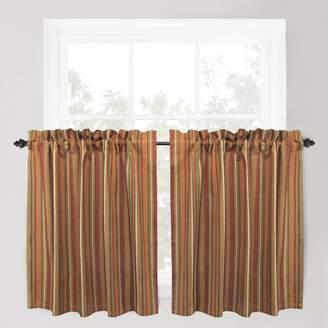 B. Smith Park Raynier Tier Curtain Pair