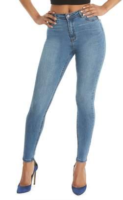Anthony Logistics For Men La La High-Rise Skinny Jeans